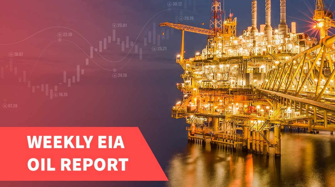 Weekly EIA Oil Report – June 24th